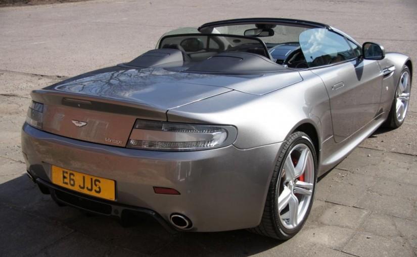 Aston Martin V8 Vantage Repair