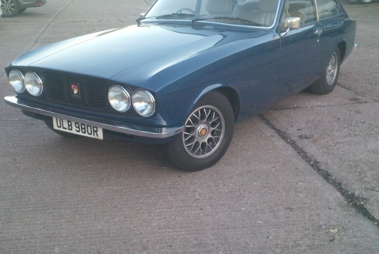 Classic Car Restoration – The Bristol Project