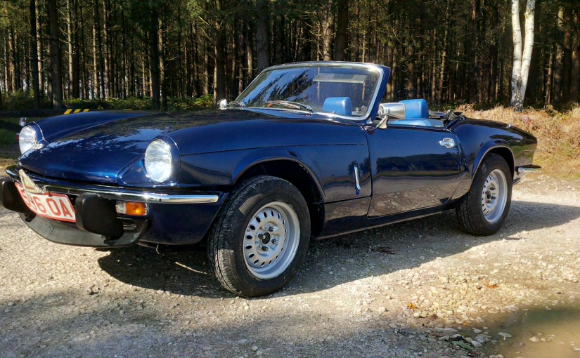 Classic Triumph Spitfire Restoration We were recently approached by the owner of a Triumph Spitfire who needed a full restoration on his beloved vehicle.