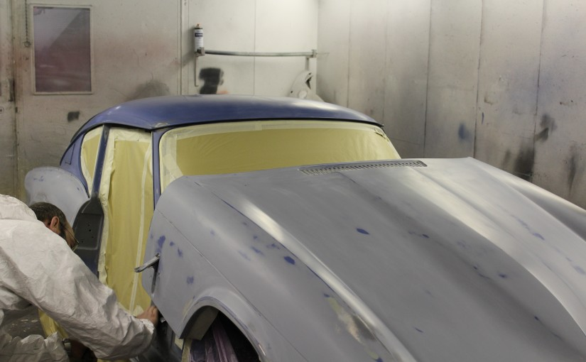 Triumph GT6 Recommissioning